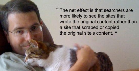 Google's Matt Cutts