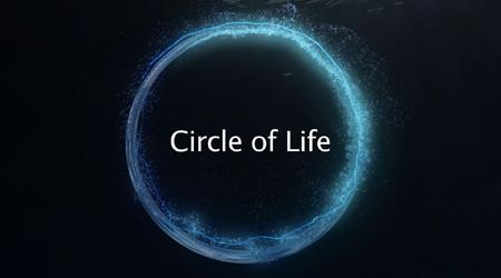 the circle completes itself