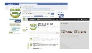Get social with SNC
