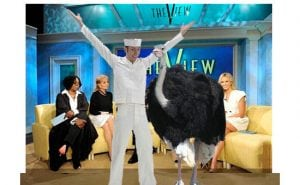 Marriage on the View