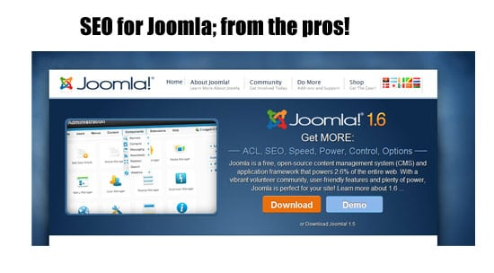 SEO for Joomla