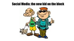 Is social media the new cool kid on the block?