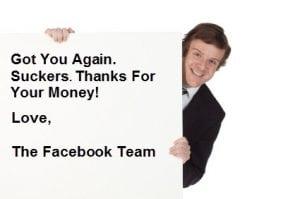 Got You Marketers Again Love Facebook