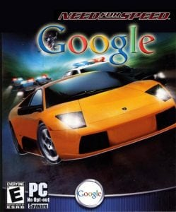 Google's Need for Speed