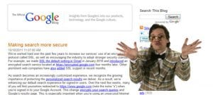 Google HTTPs announcement
