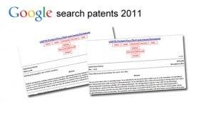 Google patents 2011