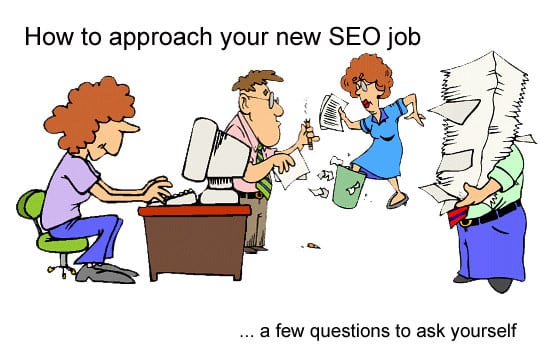 New SEO Job