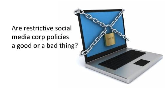 Social Media lockdown