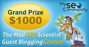 Guest bogging contest