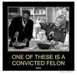 Snoop Dog and Martha Stewart