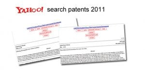 Yahoo search patents 2011