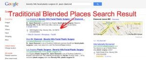 blended places results