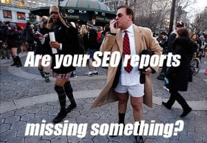 seo reports missing something?