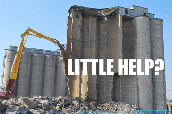 bringing down silos