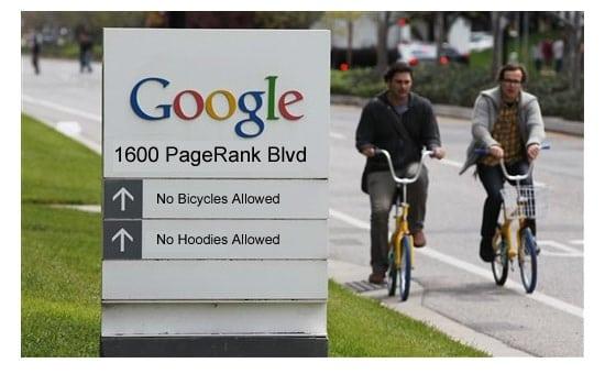 Google PageRank Blvd