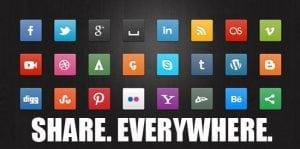 share everywhere
