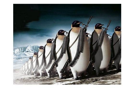 Google Penguin Assault