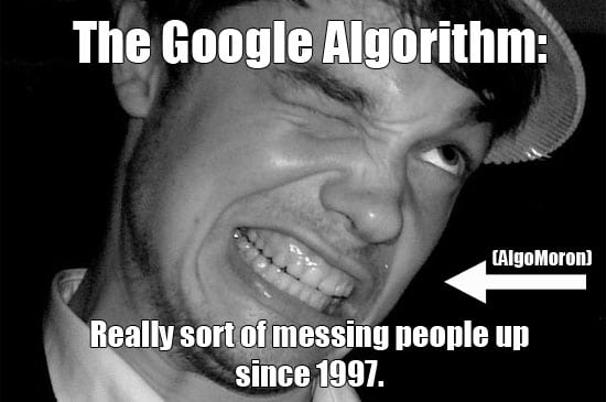 google algorithm fever