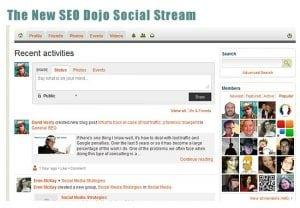 Dojo goes social