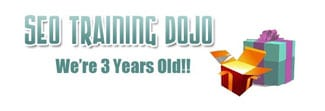 seo dojo turns three