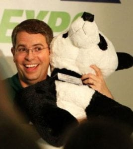 Matt Cutts Panda photo-op