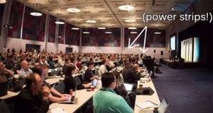 conference hacks