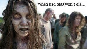 SEO zombie
