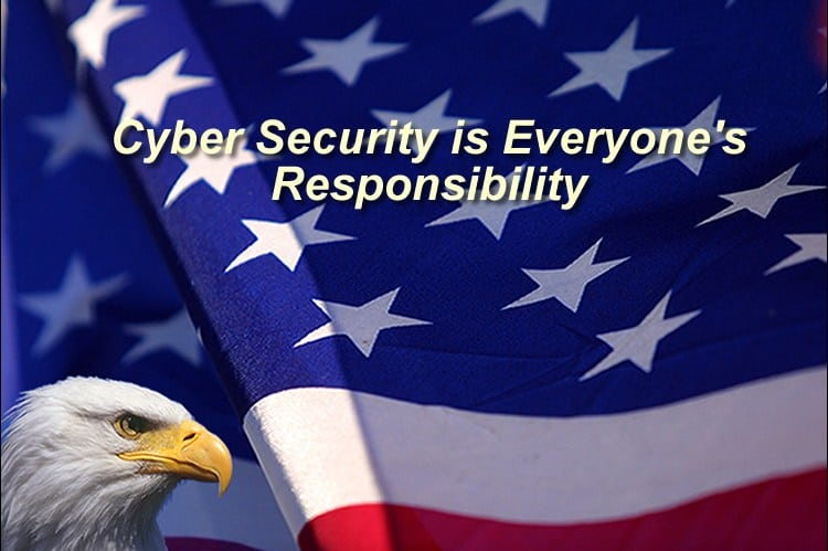 cyber-security is your responibility