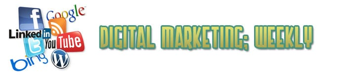 Digital Marketing Weekly Issue 3 banner