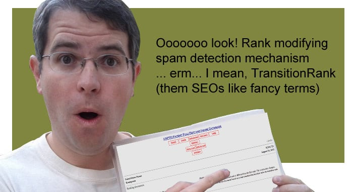 Matt Cutts SEO patent misconceptions