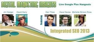 Integrated SEO and social media marketing