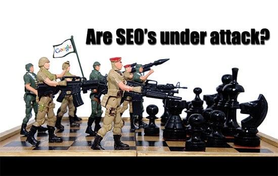 seos under attack