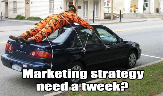 attraction marketing the hard way