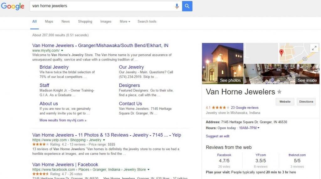 Brand Term Search