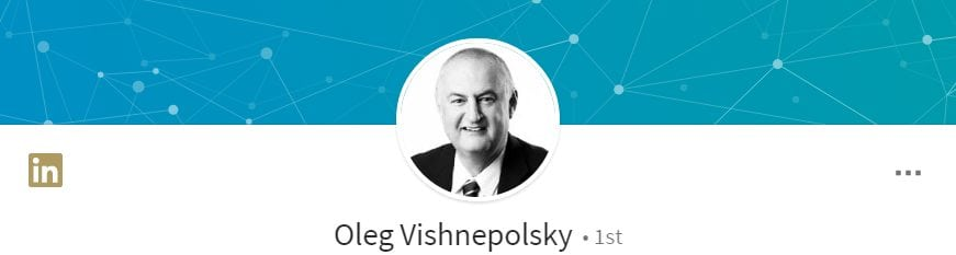 LinkedIn profile image of Oleg Vishnepolsky