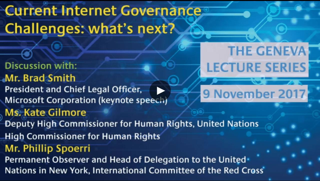 Geneva Series screenshot