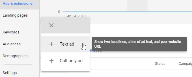 DKI - Create New Ad