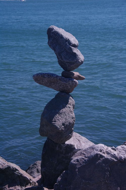 In online marketing, balance is the key to success