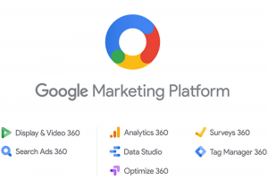 Google Marketing Platform product list
